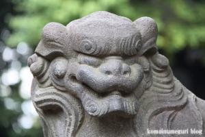 城山熊野神社(板橋区志村)38