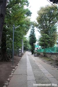 城山熊野神社(板橋区志村)6