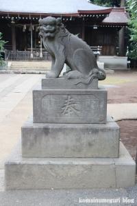 城山熊野神社(板橋区志村)29