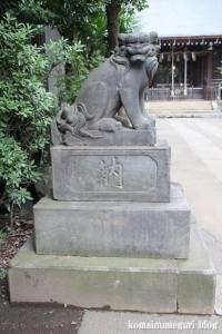 城山熊野神社(板橋区志村)34