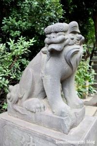 城山熊野神社(板橋区志村)35