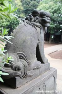 城山熊野神社(板橋区志村)37