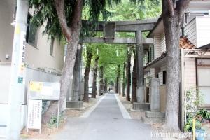 小豆沢神社(板橋区小豆沢)1