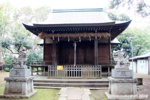 小豆沢神社(板橋区小豆沢)9