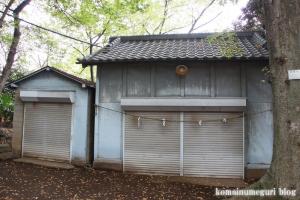 小豆沢神社(板橋区小豆沢)31
