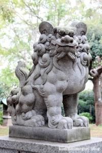 小豆沢神社(板橋区小豆沢)11