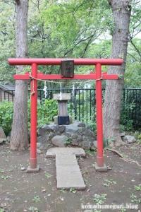 小豆沢神社(板橋区小豆沢)14