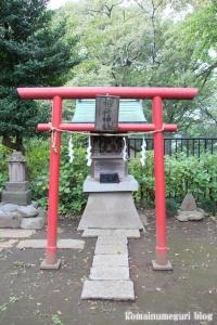 小豆沢神社(板橋区小豆沢)15