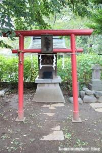 小豆沢神社(板橋区小豆沢)17