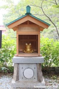 小豆沢神社(板橋区小豆沢)18