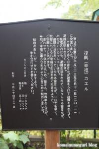 小豆沢神社(板橋区小豆沢)19