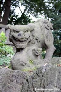 小豆沢神社(板橋区小豆沢)23