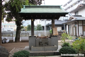 蓮根氷川神社(板橋区蓮根)7