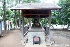 蓮根氷川神社(板橋区蓮根)19