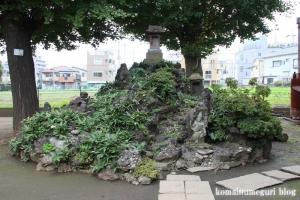 蓮根氷川神社(板橋区蓮根)23