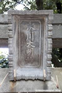 蓮根氷川神社(板橋区蓮根)6