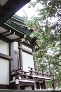 蓮根氷川神社(板橋区蓮根)11