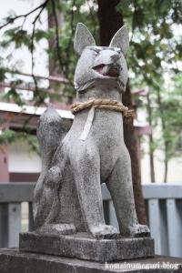 蓮根氷川神社(板橋区蓮根)17
