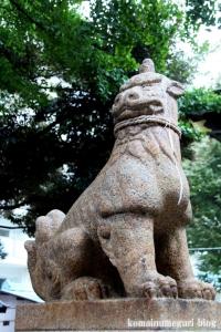 蓮根氷川神社(板橋区蓮根)34