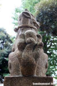 蓮根氷川神社(板橋区蓮根)36