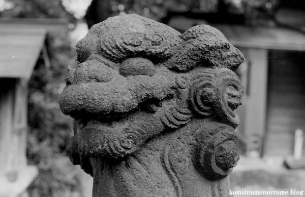 八剣神社(調布市菊野台)5