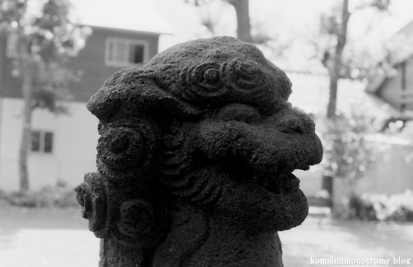 八剣神社(調布市菊野台)2