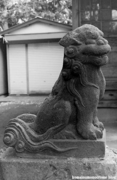 八剣神社(調布市菊野台)3
