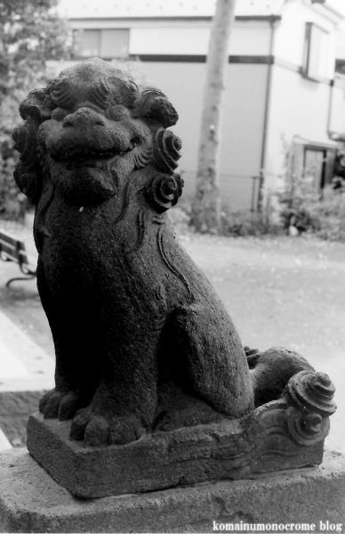 八剣神社(調布市菊野台)1