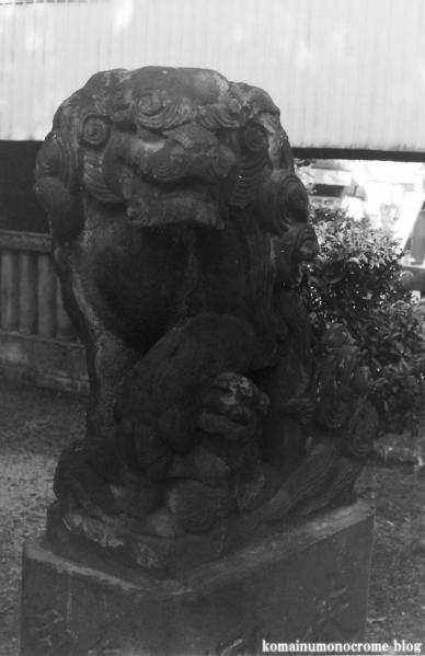 虎珀神社(調布市須佐町)1