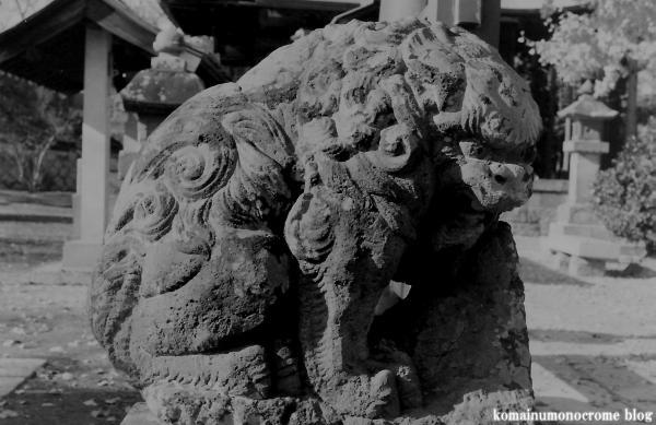 諏訪神社(埼玉県加須市諏訪)3