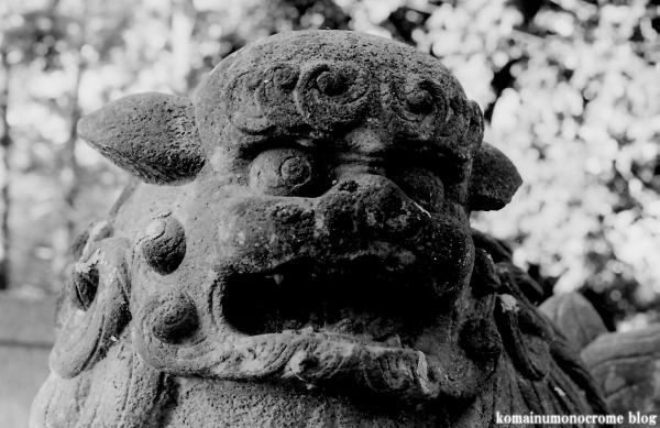 八幡神社(埼玉県加須市睦町)2