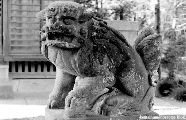 八幡神社(埼玉県加須市睦町)1