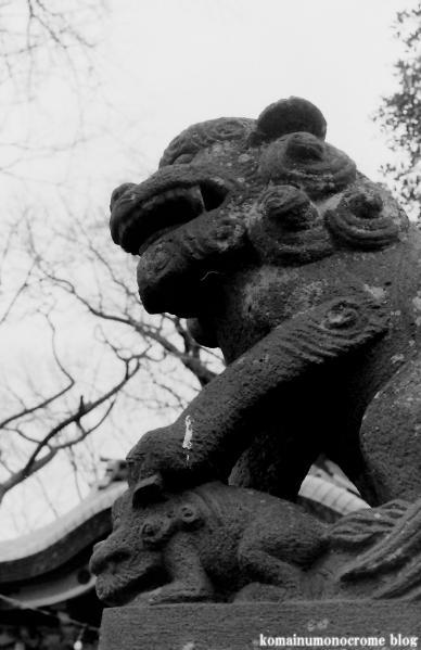 香取神社(葛飾区亀有)2