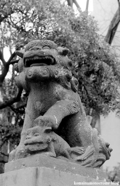 香取神社(葛飾区亀有)1