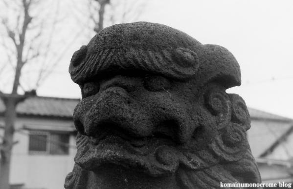 氷川神社(足立区中川)4