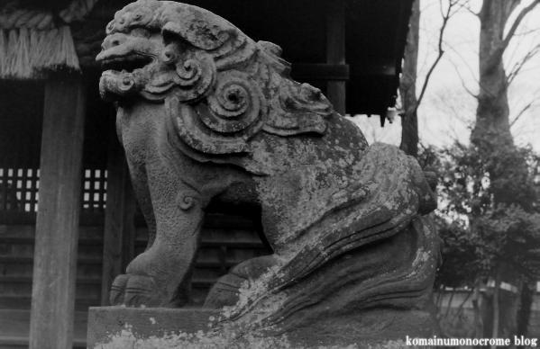天祖神社(足立区神明)1