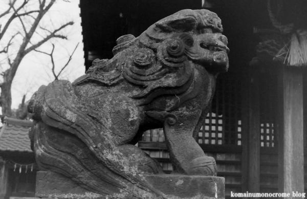 天祖神社(足立区神明)3