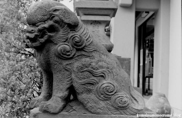 青砥神社(葛飾区青戸)1