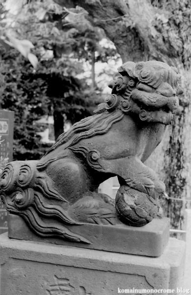 高木神社(葛飾区西亀有)3