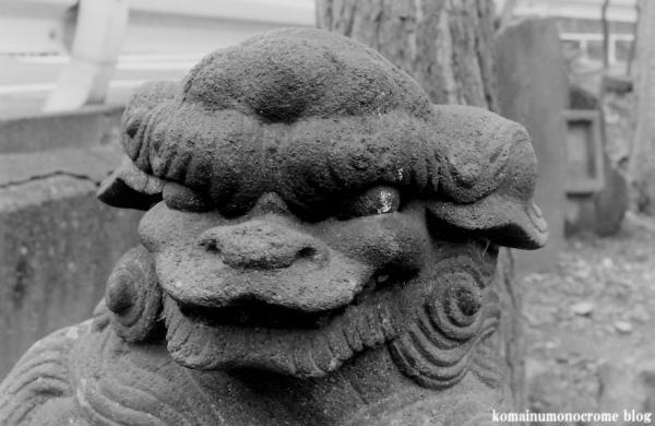 福森稲荷神社(葛飾区青戸)3
