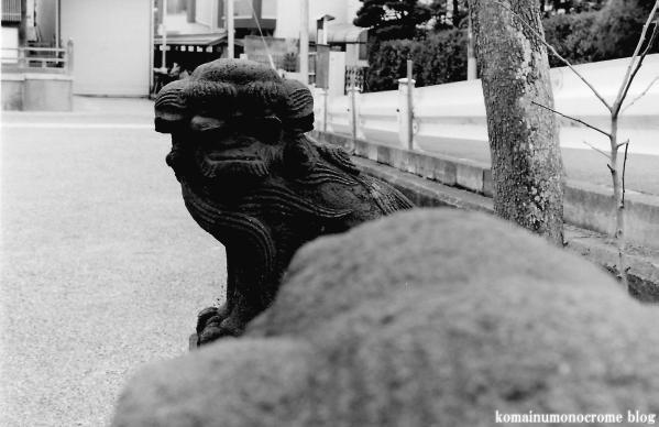 福森稲荷神社(葛飾区青戸)4
