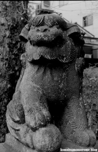 中原八幡神社(葛飾区青戸)4