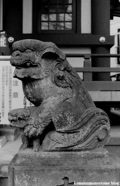 中原八幡神社(葛飾区青戸)1