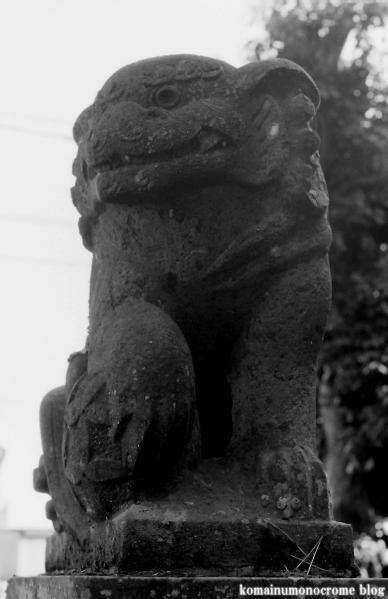 引田八雲神社(あきる野市引田)4