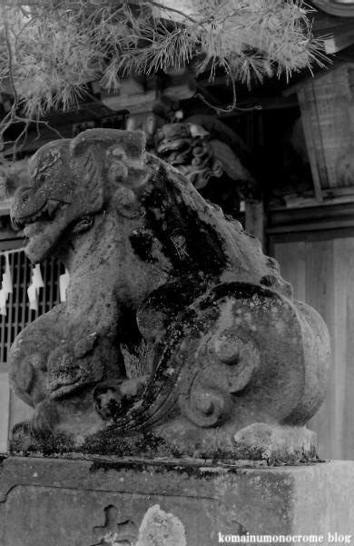 引田八雲神社(あきる野市引田)1