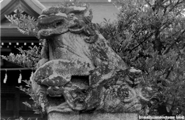 二宮神社(あきる野市二宮)1