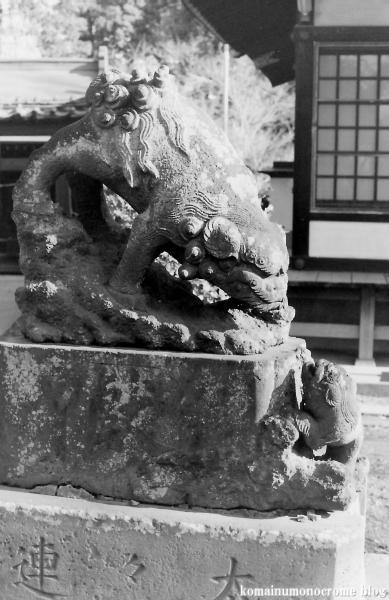 第六天神社(さいたま市岩槻区馬込)4