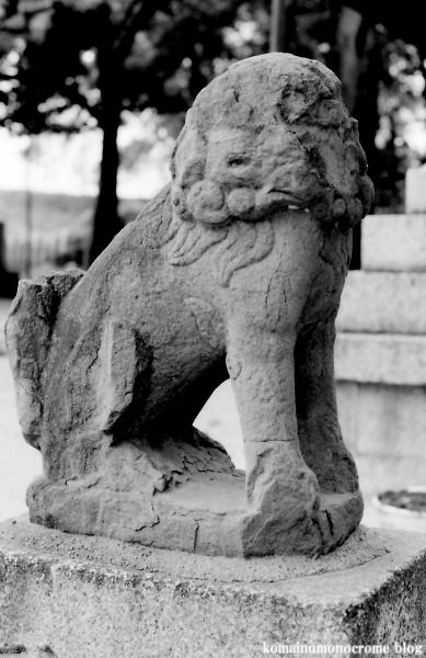 川辺八幡神社(大阪市平野区長吉川辺)3
