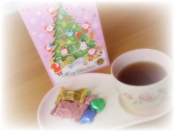 2014.12 ジョルままさんから~クリスマスリース~♪2