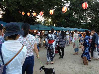 ワンちゃん夏祭り 021